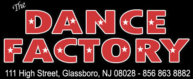 dance factory nj logo